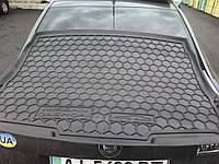 Коврик в багажник на Ford TOURNEO Custom (2015-) полиуретан  Avto-gumm