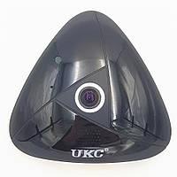 Панорамная IP WiFi камера видеонаблюдения потолочная 3D 360 градусов 3Mp UKC CAD 3630 VR