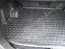 Коврик в багажник NISSAN X-Trail с 2007 г. (AVTO-GUMM) с органайзером