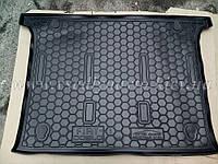 Коврик в багажник FIAT Doblo 5 мест короткая база с 2010 г. (AVTO-GUMM)