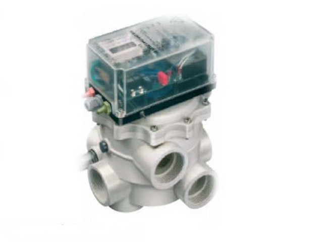 Автомат зворотної промивки Badutronic BADU PressureTronic R 41/3, підключення Rp 1½, з датчиком тиску (з кра