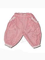 """Детские брюки укороченные для девочки """"Модница"""""""