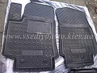 Передние коврики в салон Hyundai Creta (Avto-Gumm)