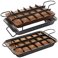 Форма для порционной выпечки Perfect Brownie, фото 1