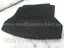 Килимок в багажник HYUNDAI Elantra з 2016 р. (AVTO-GUMM) поліуретан
