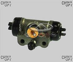 Цилиндр тормозной рабочий, задний, левый / правый, Chery Kimo [S12,1.3,AT], S21-3502120, ABE