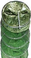Садок прорезиненный Weida круглый с колышком (d 33 см*2,0 м ) в чехле