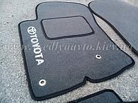 Водительский ворсовый коврик Тойота Land Cruiser Prado 150 с 2009-2014- гг., фото 1