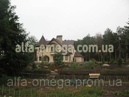 Внешняя молниезащита частного дома, фото 2