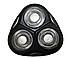 Бритвенный блок Новый Харьков НХ-853 для 8503 Лидер и 8504, 8524 Фаворит (черный), фото 2