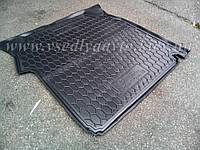 Коврик в багажник для OPEL Omega B седан (Avto-gumm) Полиуретан