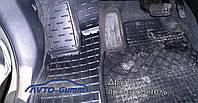 Коврики в салон для Ford TOURNEO Custom (2015-) (второй ряд) Avto-gumm