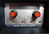 Сварочный полуавтомат для сварки алюминия СПИКА Master MIG 215 DPP ( Double Pulse ), фото 3