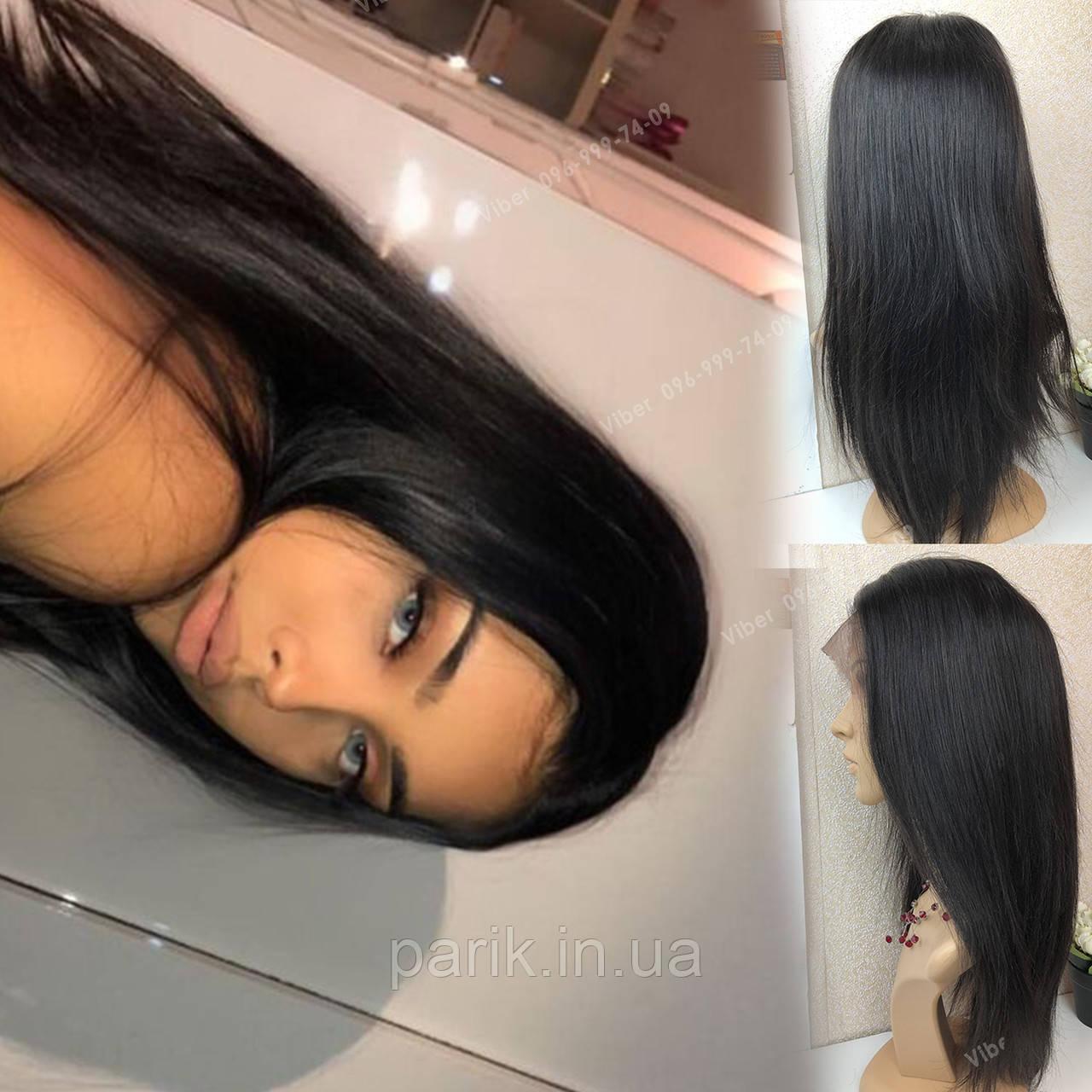 💎 Натуральный женский парик симитацией кожи головы 💎