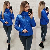 Куртка женская стильная Весна 502-5, фото 1
