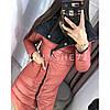 Пальто весеннее женское куртка 198-4