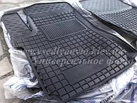 Водительский коврик в салон Daewoo Gentra с 2013 г. (AVTO-GUMM)