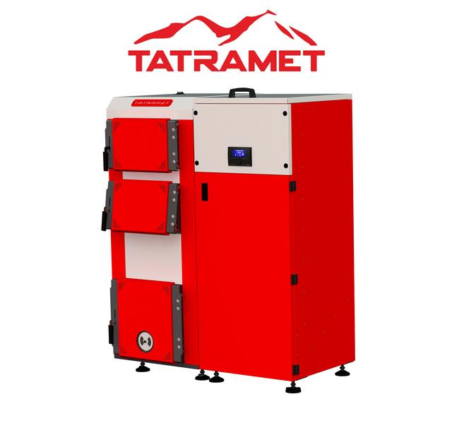 ПЕЛЛЕТНЫЙ ТВЕРДОТОПЛИВНЫЙ КОТЕЛ TATRARAMET TATRA Pell 27-70 кВт (ТАТРАМЕТ) - УКРАИНА