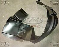 Подкрылок / локер передний правый, пластик, Geely LC Cross [GX2], 1018016423, Aftermarket