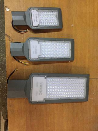 Светильник на столб 30W светодиодный Vargo 3000LM фонарь консольный, фото 2