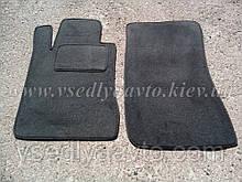 Ворсовые коврики в салон MERCEDES W211 (Серые)