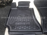 Водительский коврик в салон MERCEDES W212 (Avto-gumm)