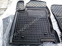 Водительский коврик LEXUS NX (hybrid) (AVTO-Gumm)