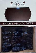 Финики королевские Natural Medjool Dates, Иордания,белая коробка,1кг