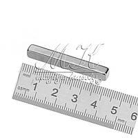 Неодимовый магнит для гель-лака узкий, 4см