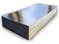 Лист нержавеющий кислотостойкий 1,0 мм  AiSi 316 L (03Х17Н14М3) 1000х2000 мм, 1250х2500 мм, 1500х3000 мм, 1500х6000мм