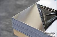 Лист нержавеющий кислотостойкий 1,5 мм  AiSi 316 L (03Х17Н14М3) 1000х2000 мм, 1250х2500 мм, 1500х3000 мм, 1500х6000мм