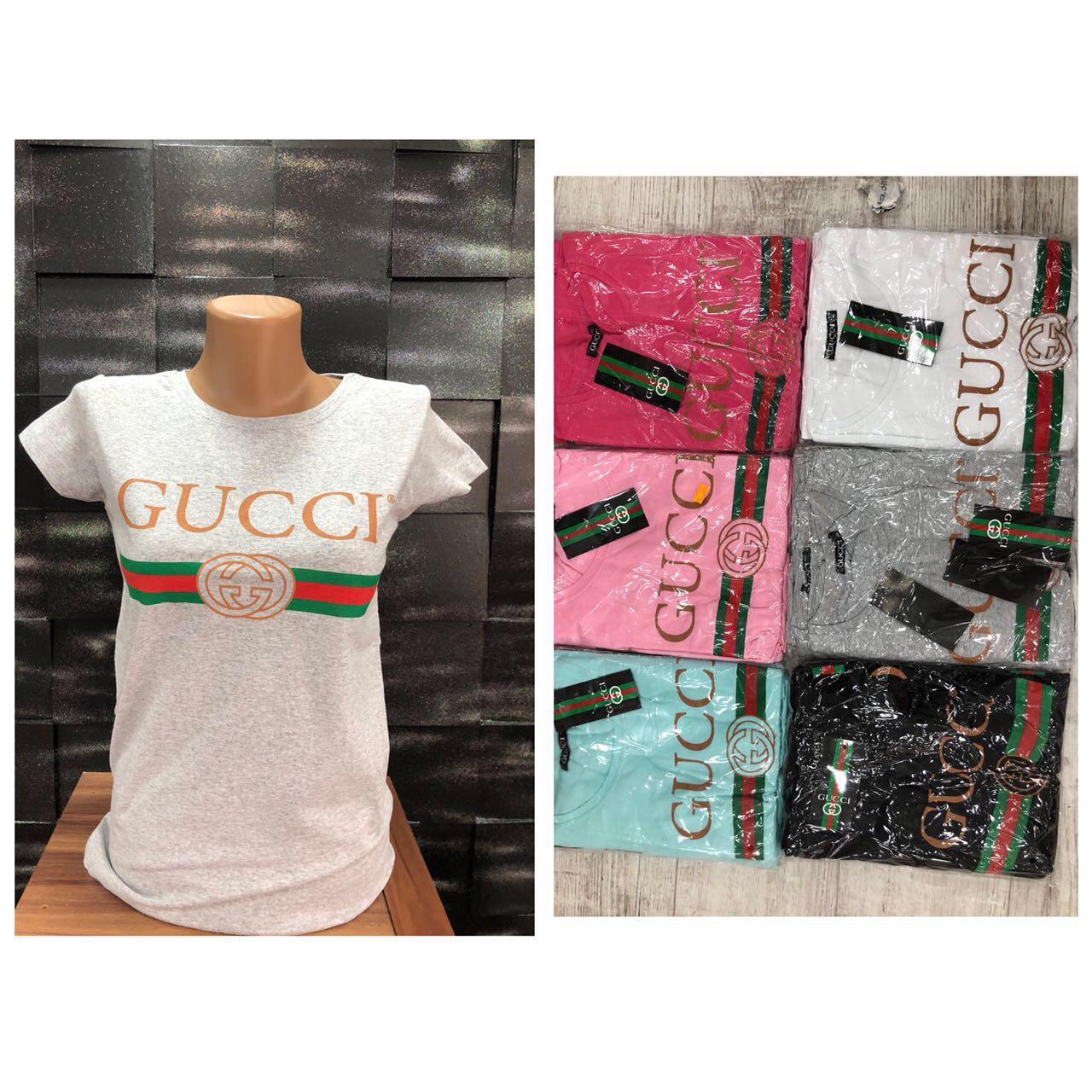 Футболка женская Gucci эмблема. Отличное качество, хлопок, Турция. Размеры с,м-л,хл, расцветки