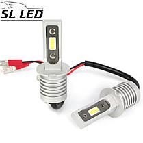 Комплект Led ламп серии SV10,  цоколь  H3 (PK22Ss)  13W-CSP led 6000K, фото 2