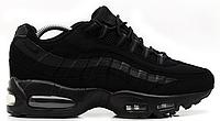"Кроссовки Nike Air Max 95 ""Triple Black"" Арт. 0550, фото 1"