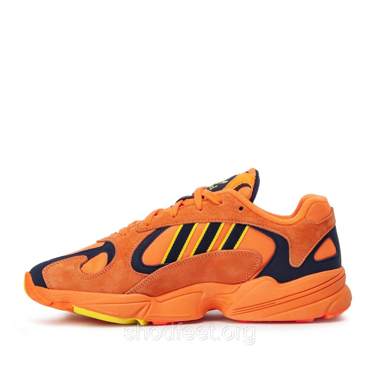 Мужские кроссовки Adidas YUNG-1 Orange