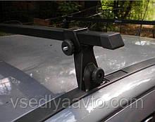 Багажники на крышу Hyundai Accent 5-дверка с 2011-