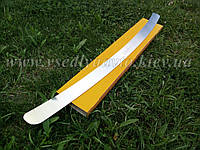 Накладка на бампер Skoda YETI с 2009- (NataNiko)