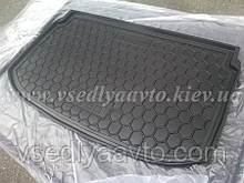 Коврик в багажник CHEVROLET Aveo хетчбэк с 2012 г. (AVTO-GUMM)
