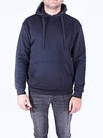 Толстовка с капюшоном мужская, темно-синяя, JHK SWRA KNG (Испания) повседневная одежда, S - XXL