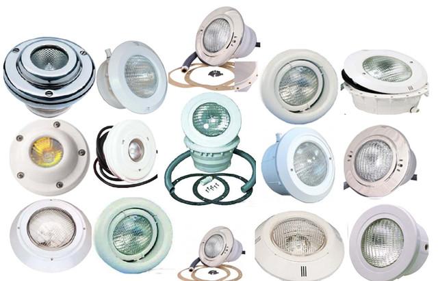 Подводные прожектора