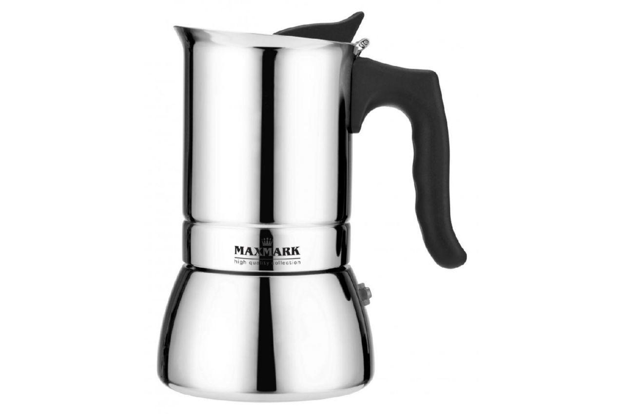 Кофеварка гейзерная Maxmark - 300 мл MK-S106