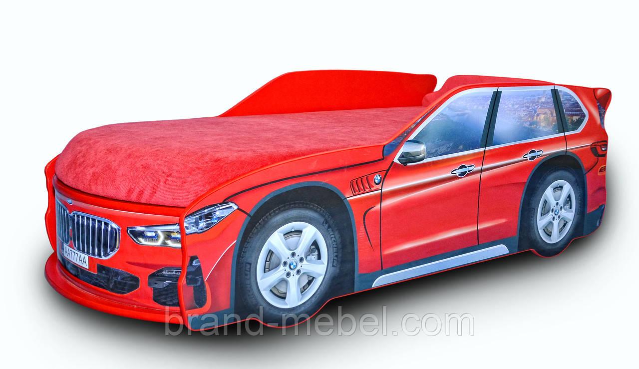 Детская кровать машина BMW X5