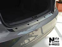 Накладка на бампер MG6 седан с 2013 г. (NataNiko)