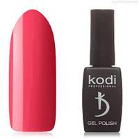 Гель лак Kodi  №110P,кораллово-малиновый