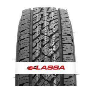 Всесезонная шина 215/65R16 102T Lassa Competus A/T2