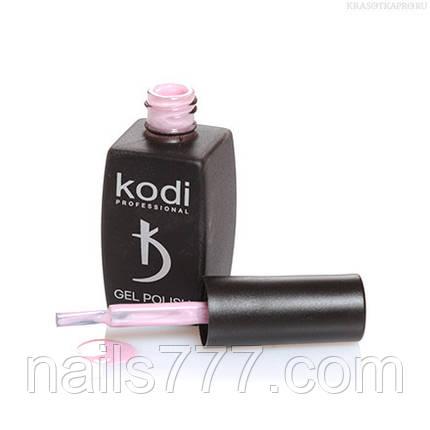 Гель лак Kodi  №110M, пастельный лиловый, фото 2