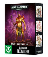 Вархаммер 40000: Прислужники Нургла Гвардии Смерти (Warhammer 40000 Easy to Build: Death Guard Poxwalkers) настольная игра