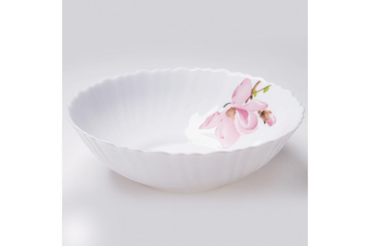 """Салатник жар-стекло Maestro - 200 мм """"орхидея"""" MR-30850-17"""