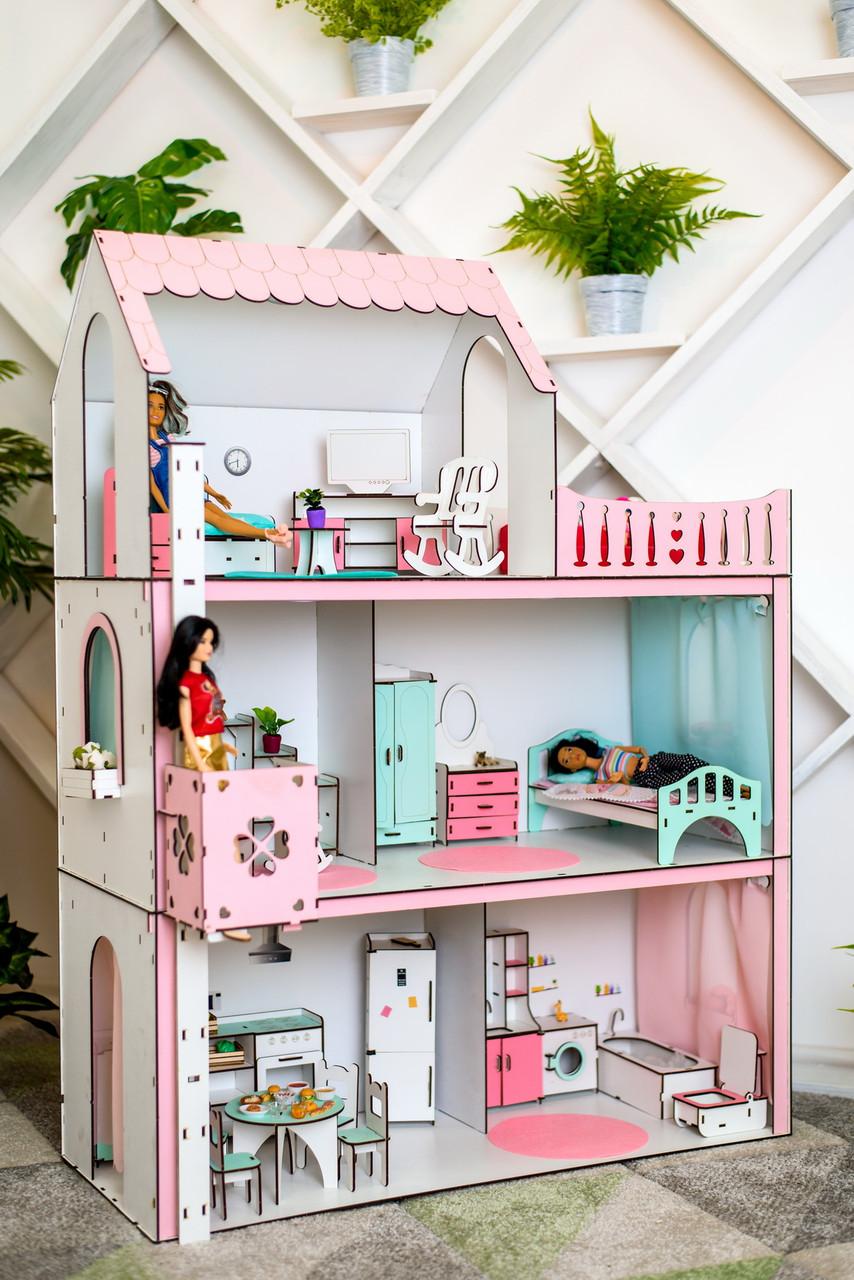 Набор для создания игрушки Miadolla Домовой Харитон
