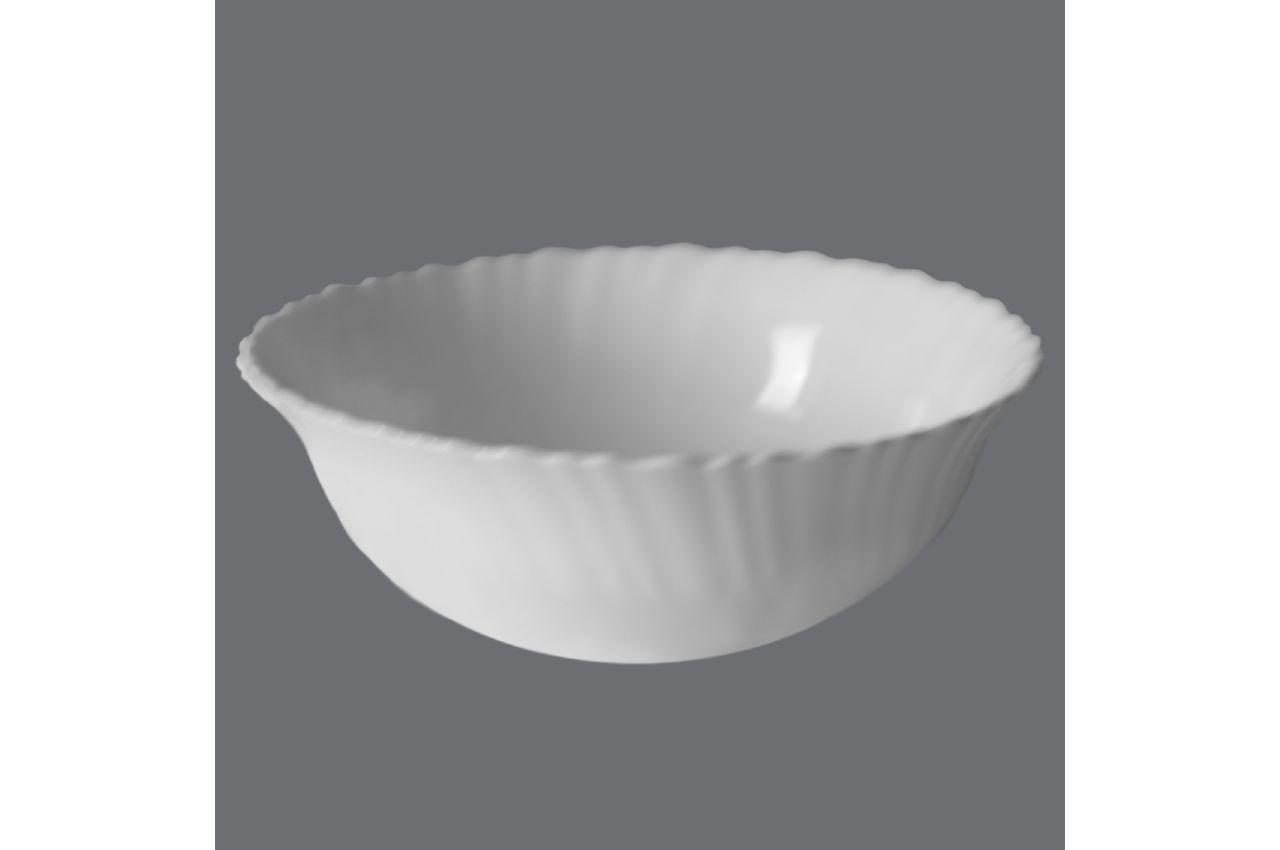"Салатник жар-стекло Maestro - 200 мм ""white"" MR-30868-17 6 шт."